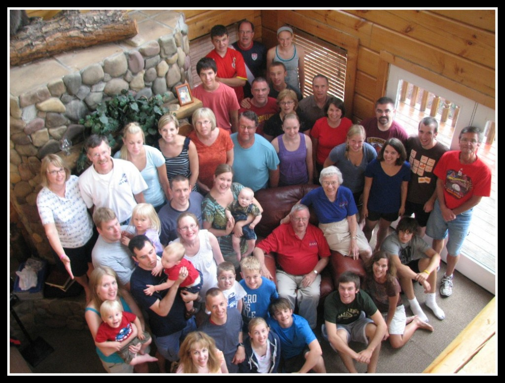Barz Family Reunion 2012