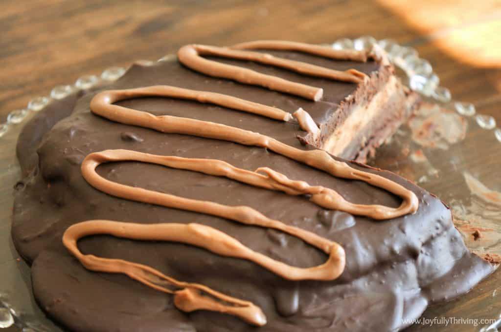Buckeye Cake - So delicious!
