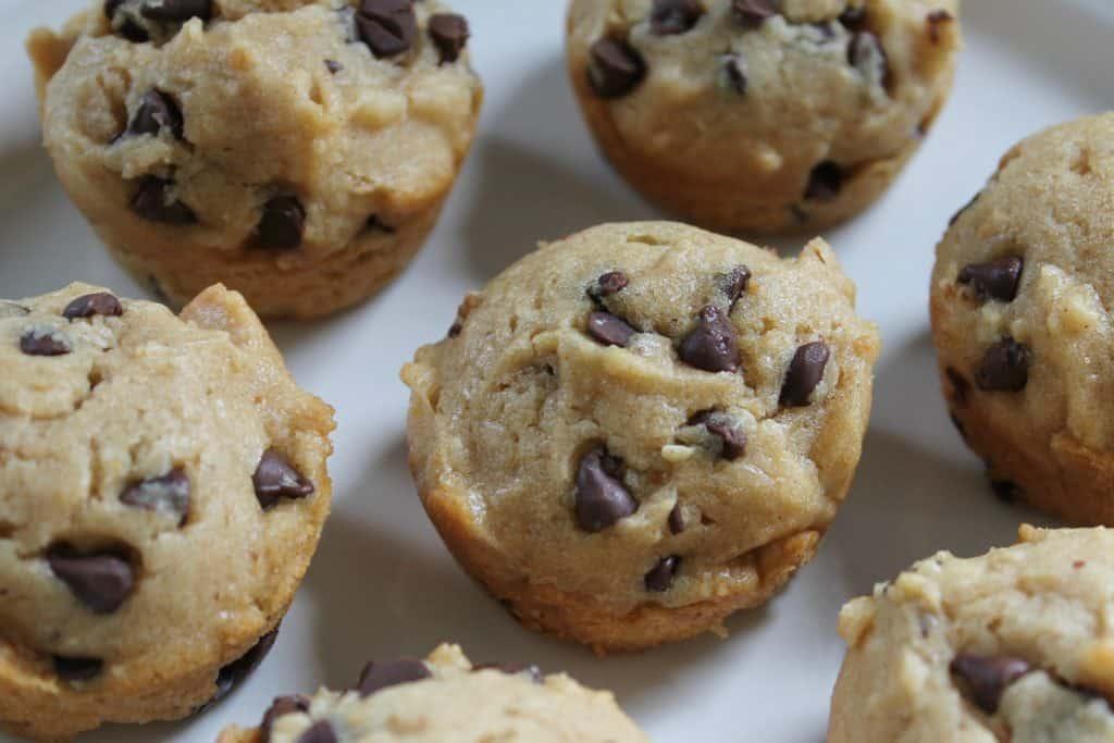 peanut-butter-chocolate-chip-mini-muffins
