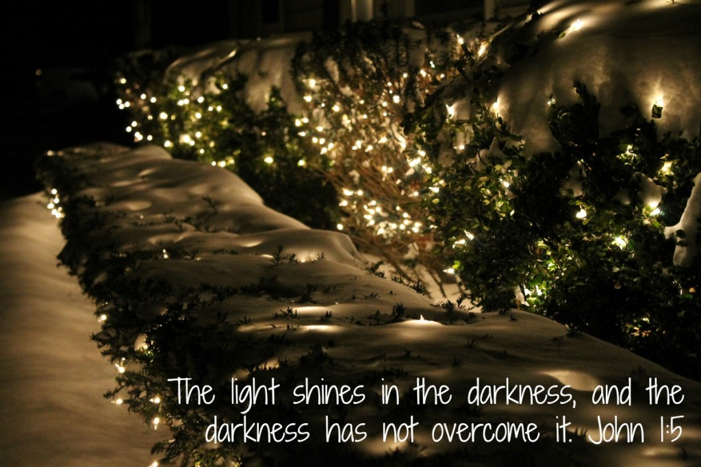 Light Shines In the Darkness