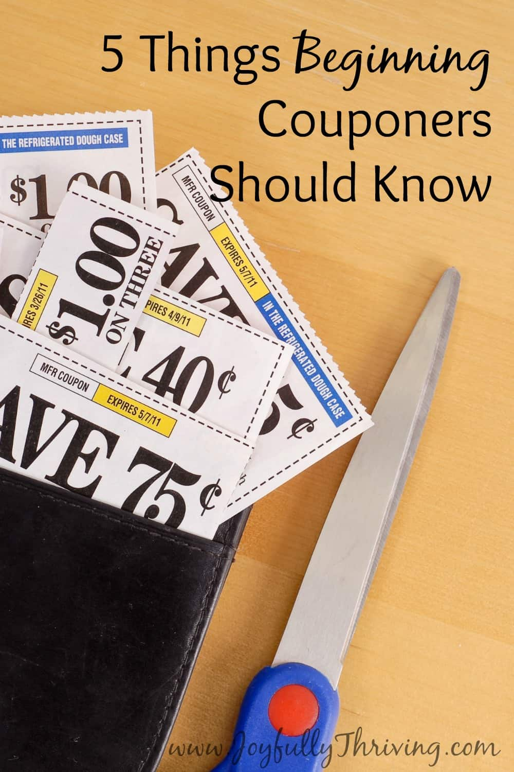 5 things beginning couponers should know altavistaventures Choice Image