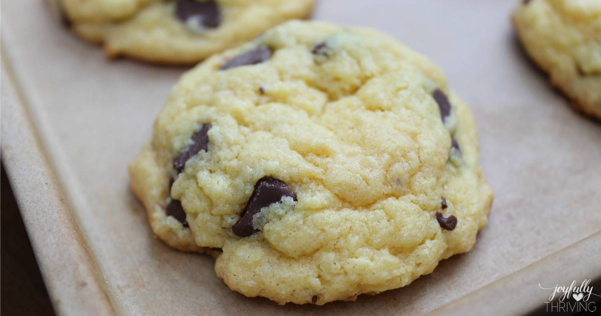 Cookies Made From Chocolate Cake Mix With M Amp