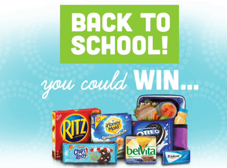 Kroger Back to School Sweepstakes