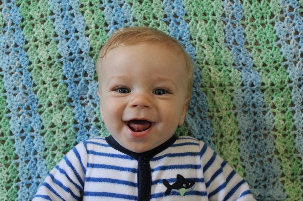 Nathan at 6 Months