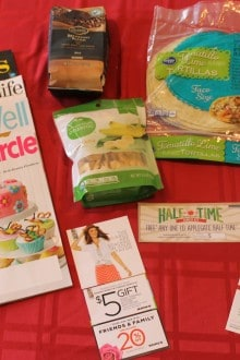 Freebies in my Mailbox - March 2015