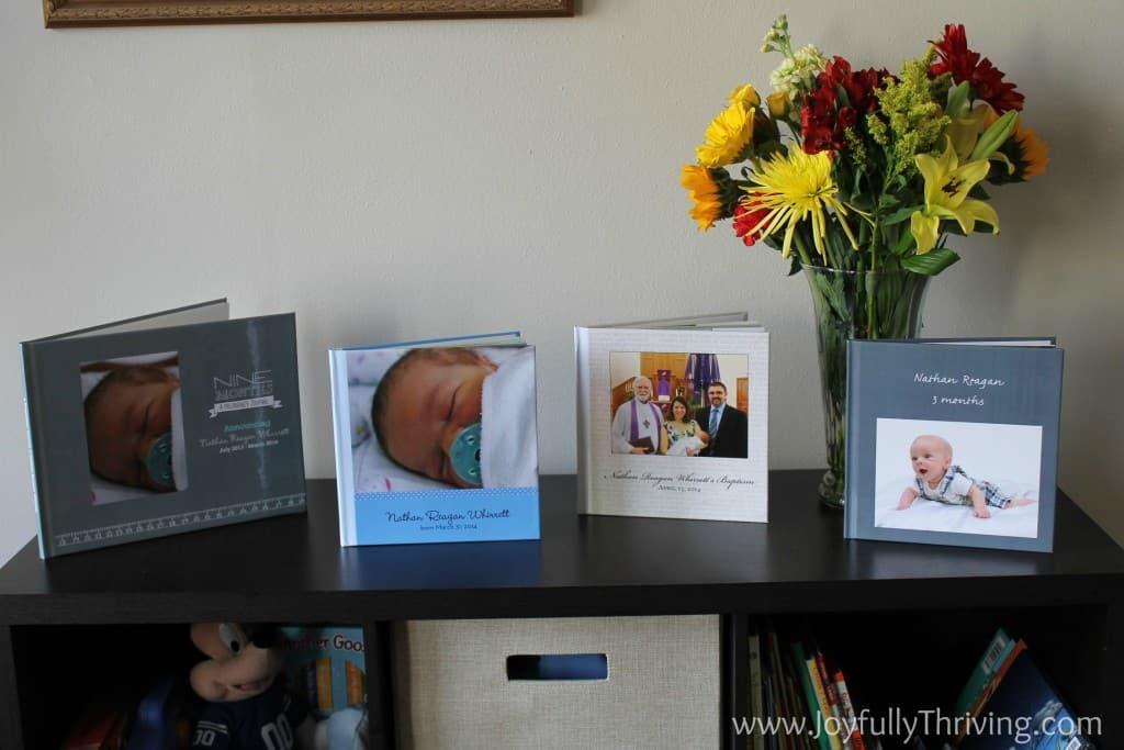 Shutterfly Photo Books - Joyfully Thriving