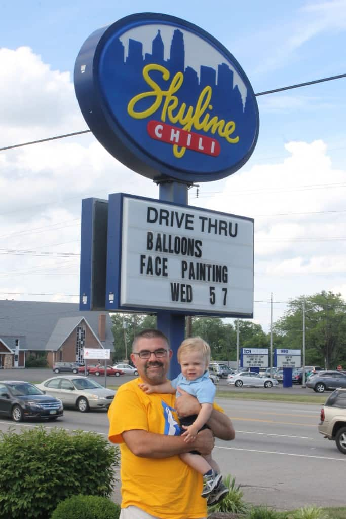 Experiencing Skyline Chili for the First Time