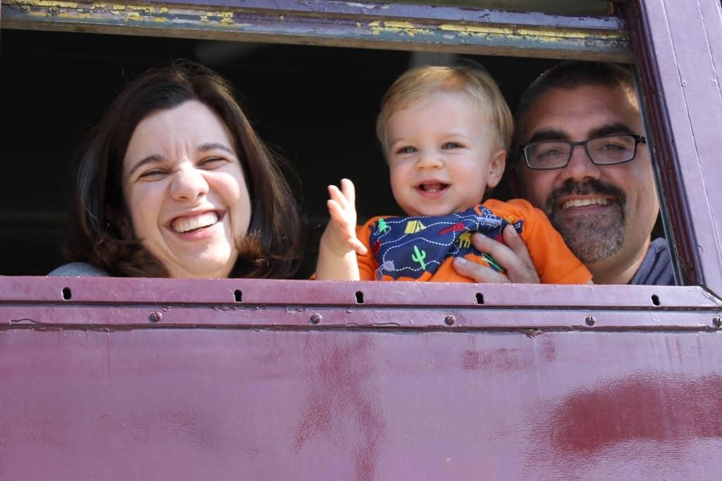 Great Smokey Mountain Train Ride
