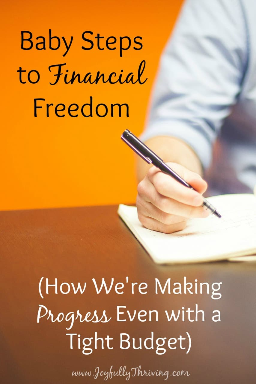 Baby Steps To Financial Freedom  Dave Ramsey Has Some Great Advice, And  Here's How