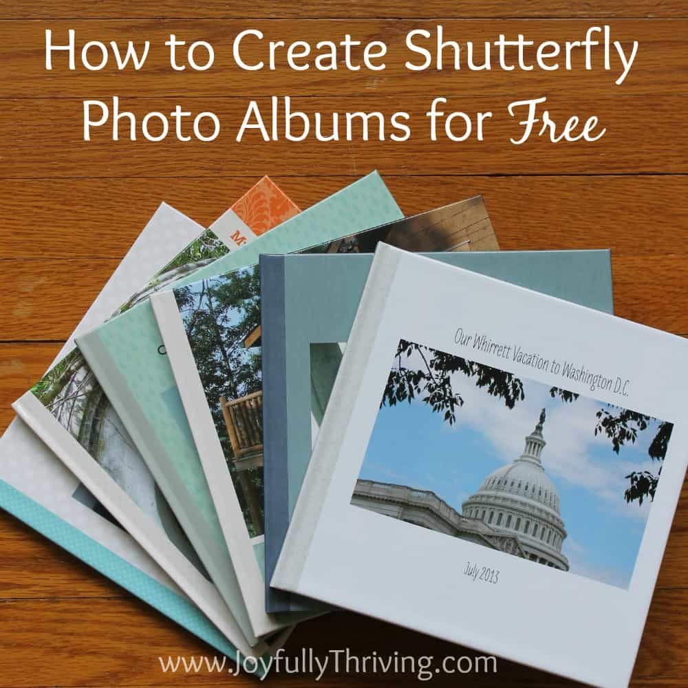 5 easy ways to create shutterfly photo albums for free m4hsunfo