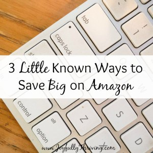 3 Little Known Ways to Save Big on Amazon Square
