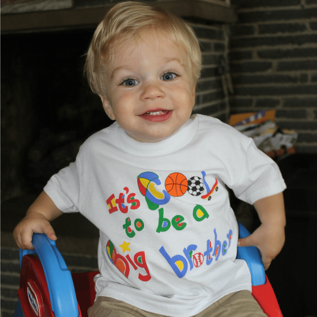 Changes in the Whirrett Family - Baby Announcement