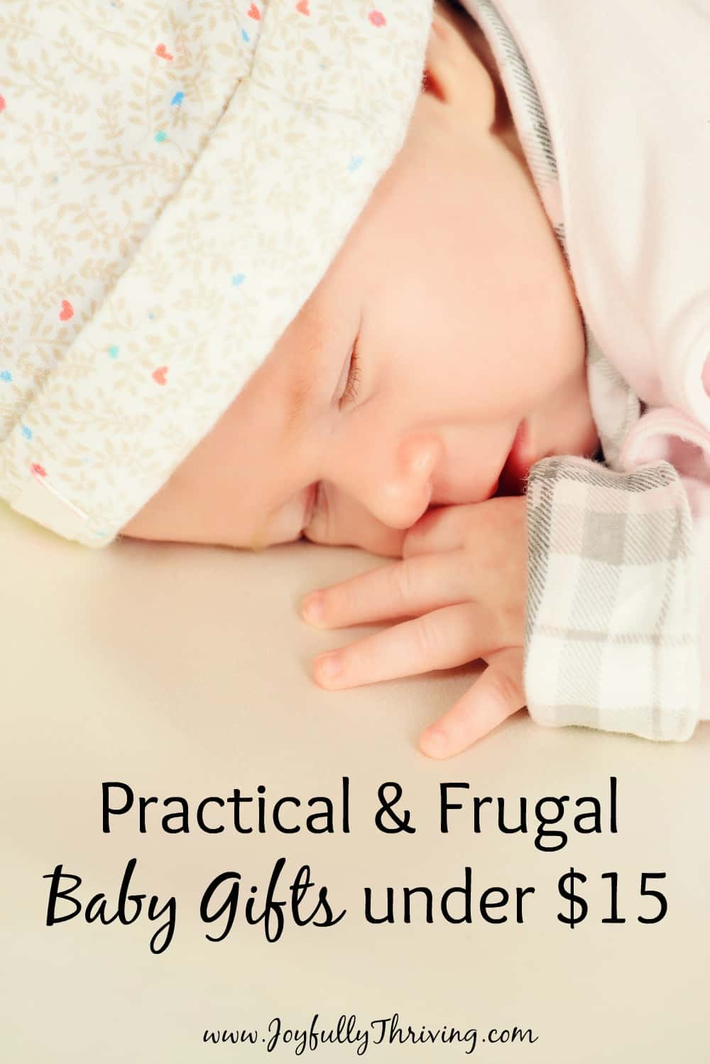Baby Gift Ideas For Someone Who Has Everything : Frugal and practical baby gifts under