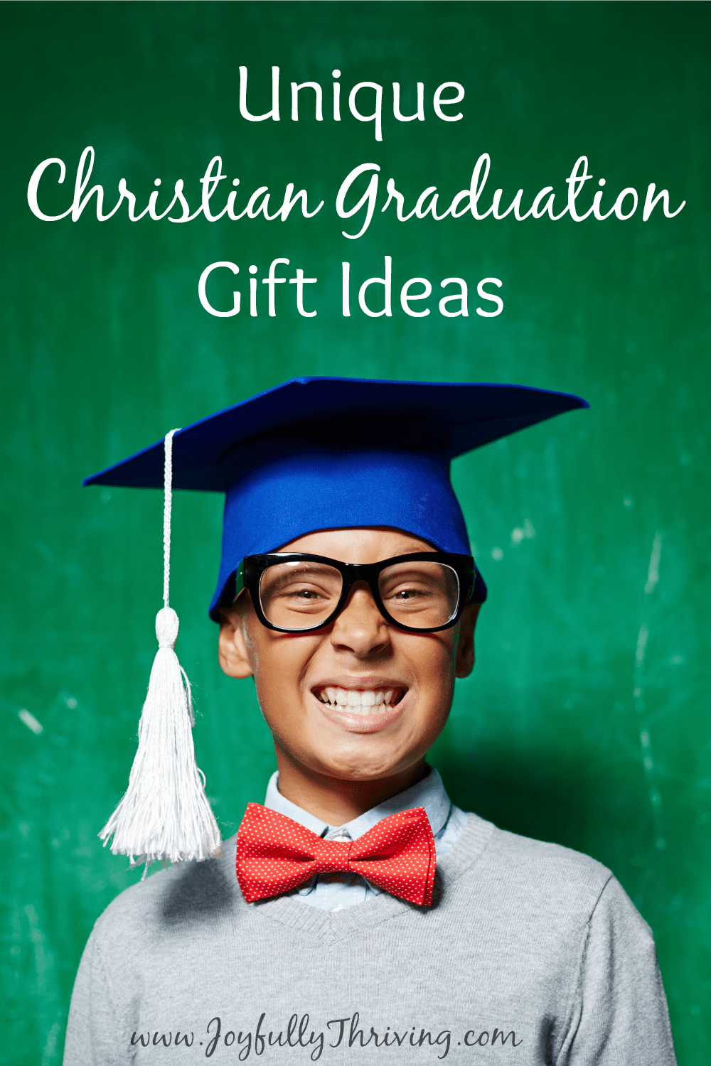unique graduation gifts for a christian graduate