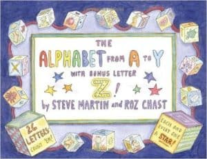 The Alphabet from A to Y