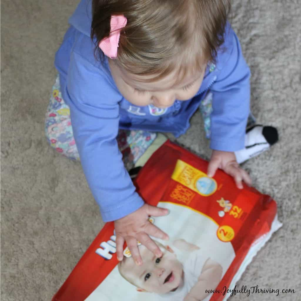 emma-with-huggies-little-snugglers-diapers