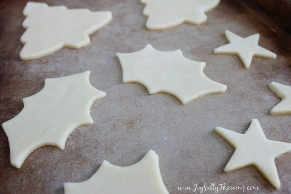 Roll Out Sugar Cookies - This is the best and easiest sugar cookie recipe you will ever make, resulting in perfect sugar cookies every time. No chilling required!