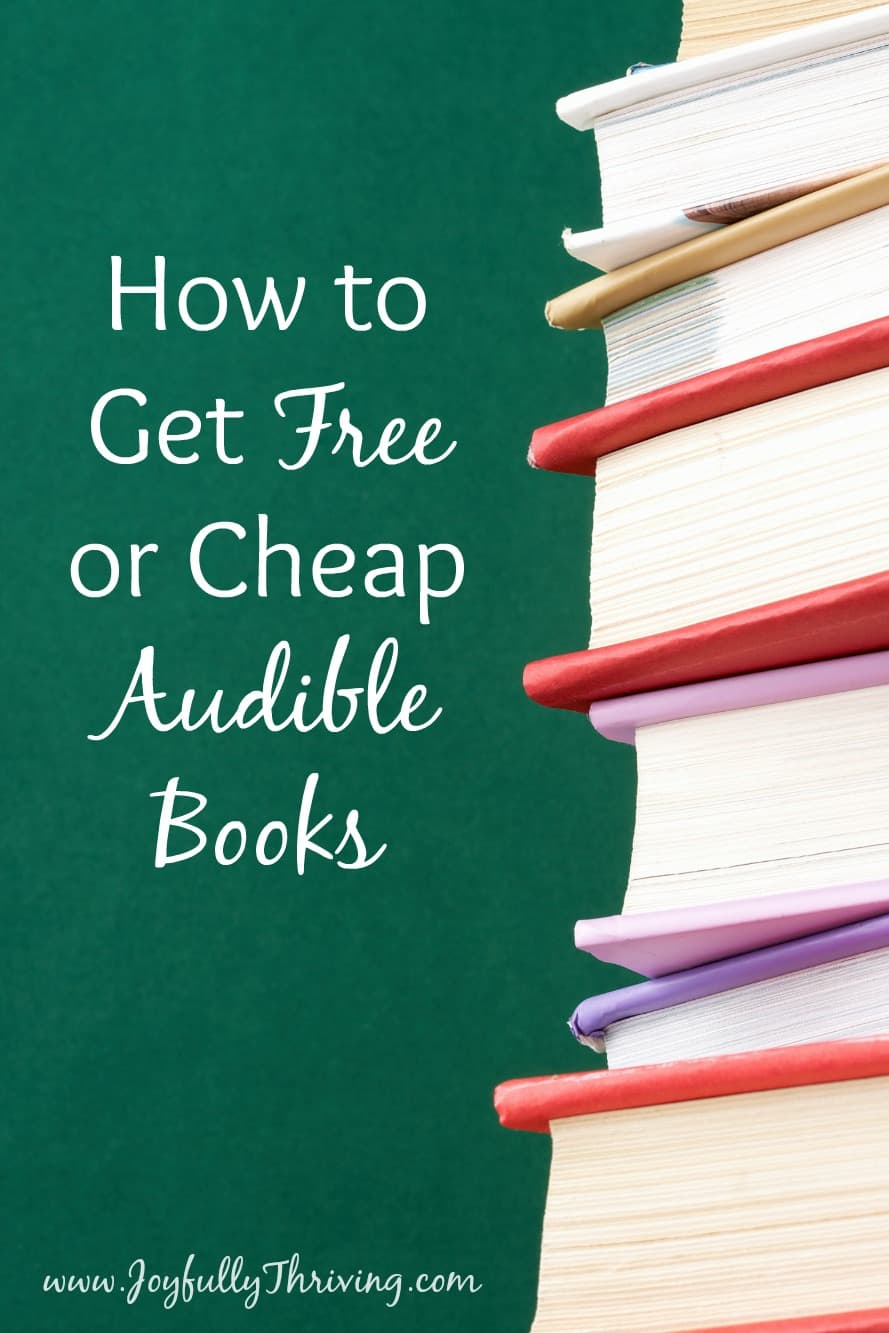 Audible Account Sharing how to get free or cheap audible books - the surprisingly