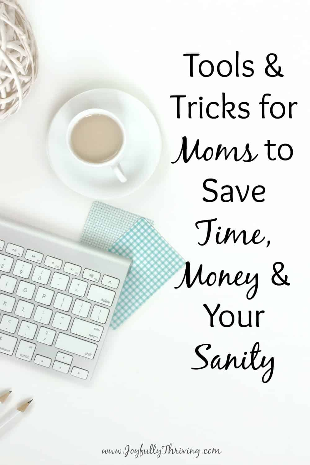 Love this! Because what mom isn't busy? 8 great ideas, but 2 is definitely one I'm going to use.