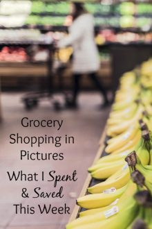 Grocery Shopping in Pictures
