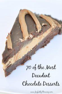 70 Decadent Chocolate Desserts