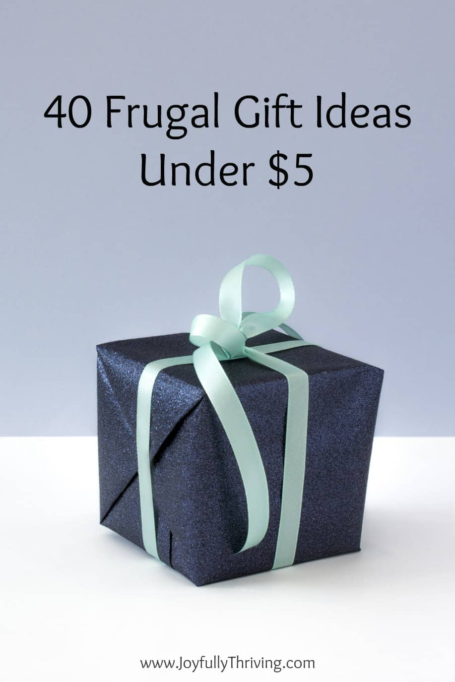 Great gift list! So many ideas for gifts under $5. This is worth pinning for later. #giftlist #diygifts